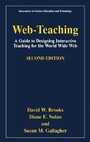 Web-Teaching - A Guide for Designing Interactive Teaching for the World Wide Web