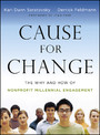 Cause for Change - The Why and How of Nonprofit Millennial Engagement