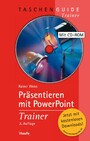 Präsentieren mit Power Point Trainer.